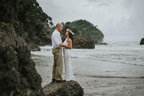 Kritin & Jared, Manuel Antonio, Costa Rica