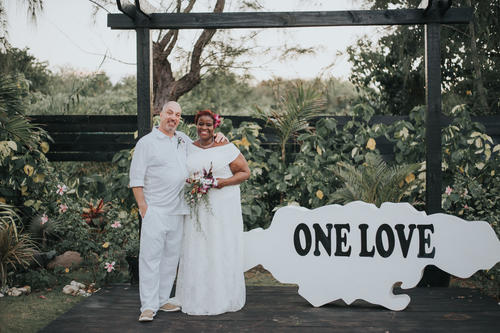 Tricia & Greg, Destination Wedding, Borghinvilla, Discovery Bay, Jamaica