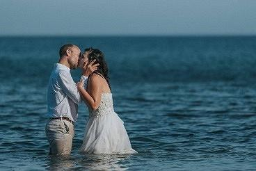Costa Rica Wedding Waterfall Photographer