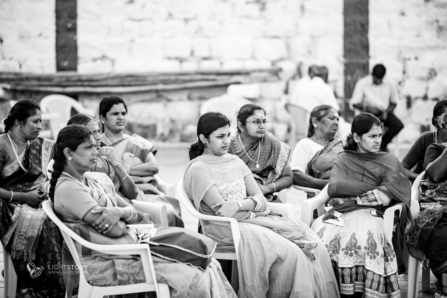 Temple Candid Wedding Photography Coimbatore