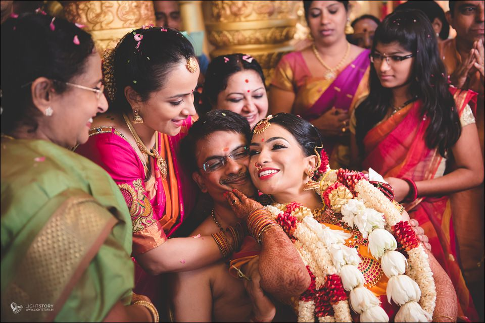 Poorna + Vibushan - a grand Coimbatore wedding [part-2]