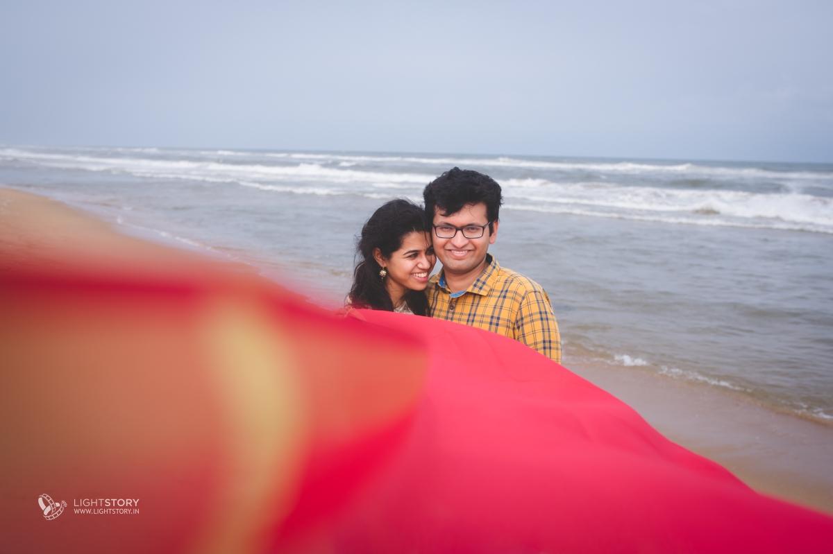 Sriniketh + Pavithra