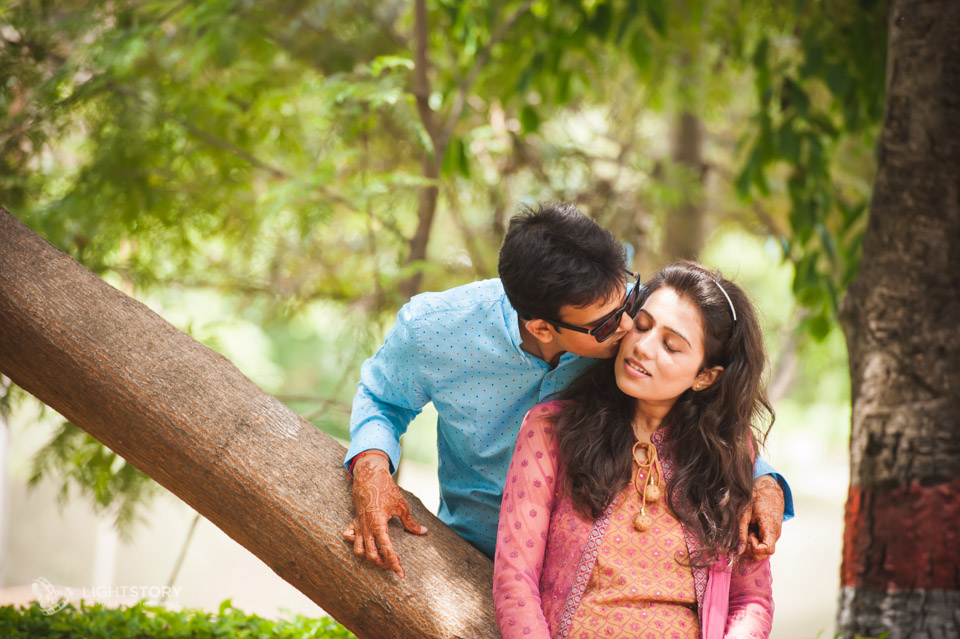 Amit + Jyothi - marwadi wedding in Bangalore
