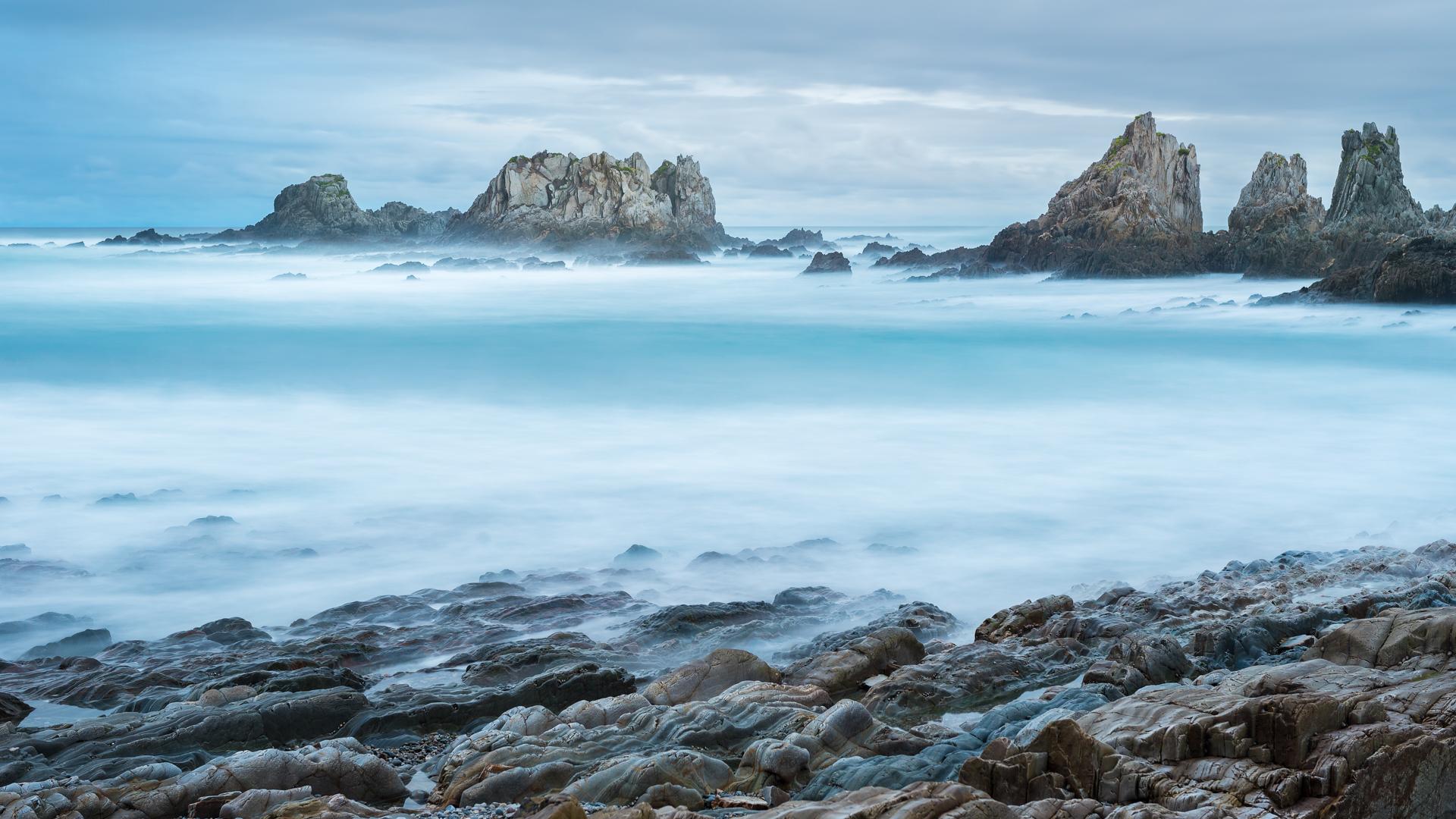 Asturias: de ruige kust van Noord-Spanje