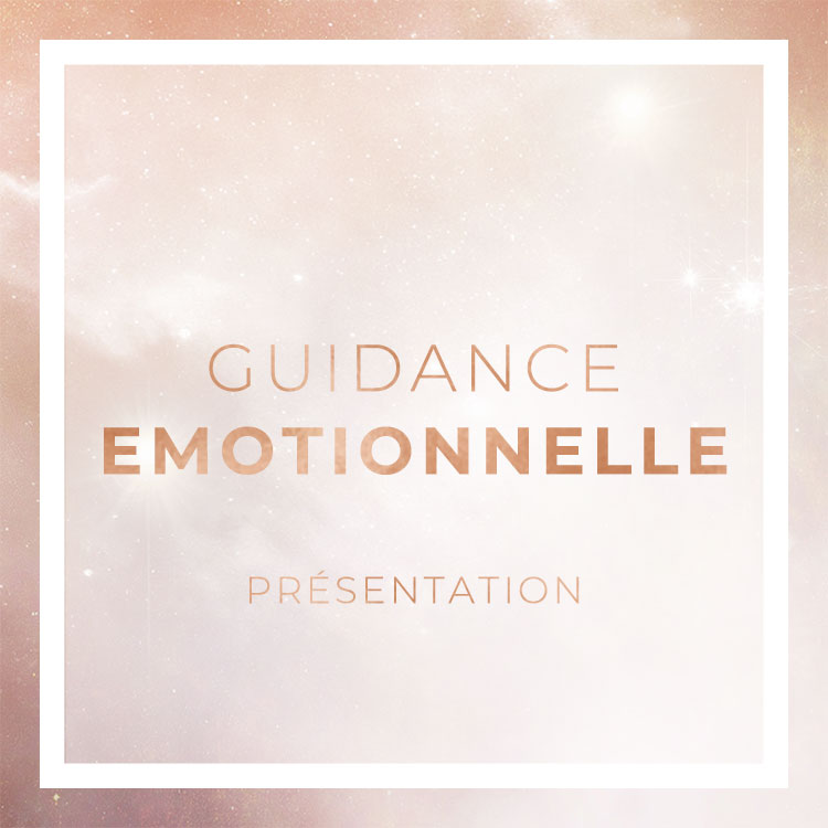 Guidance émotionnelle - Présentation