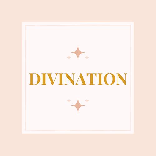 Divination - Pleine conscience
