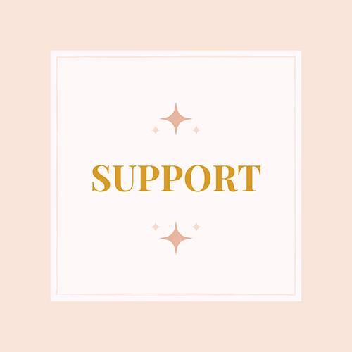 Support - Conseils personnalisés