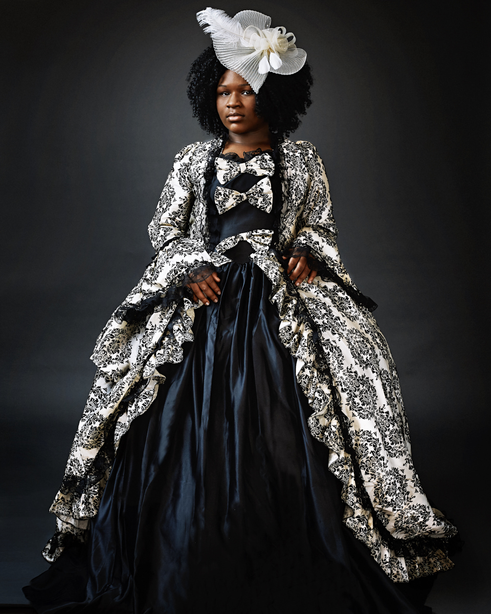 A Black Girl Gaze- The Look