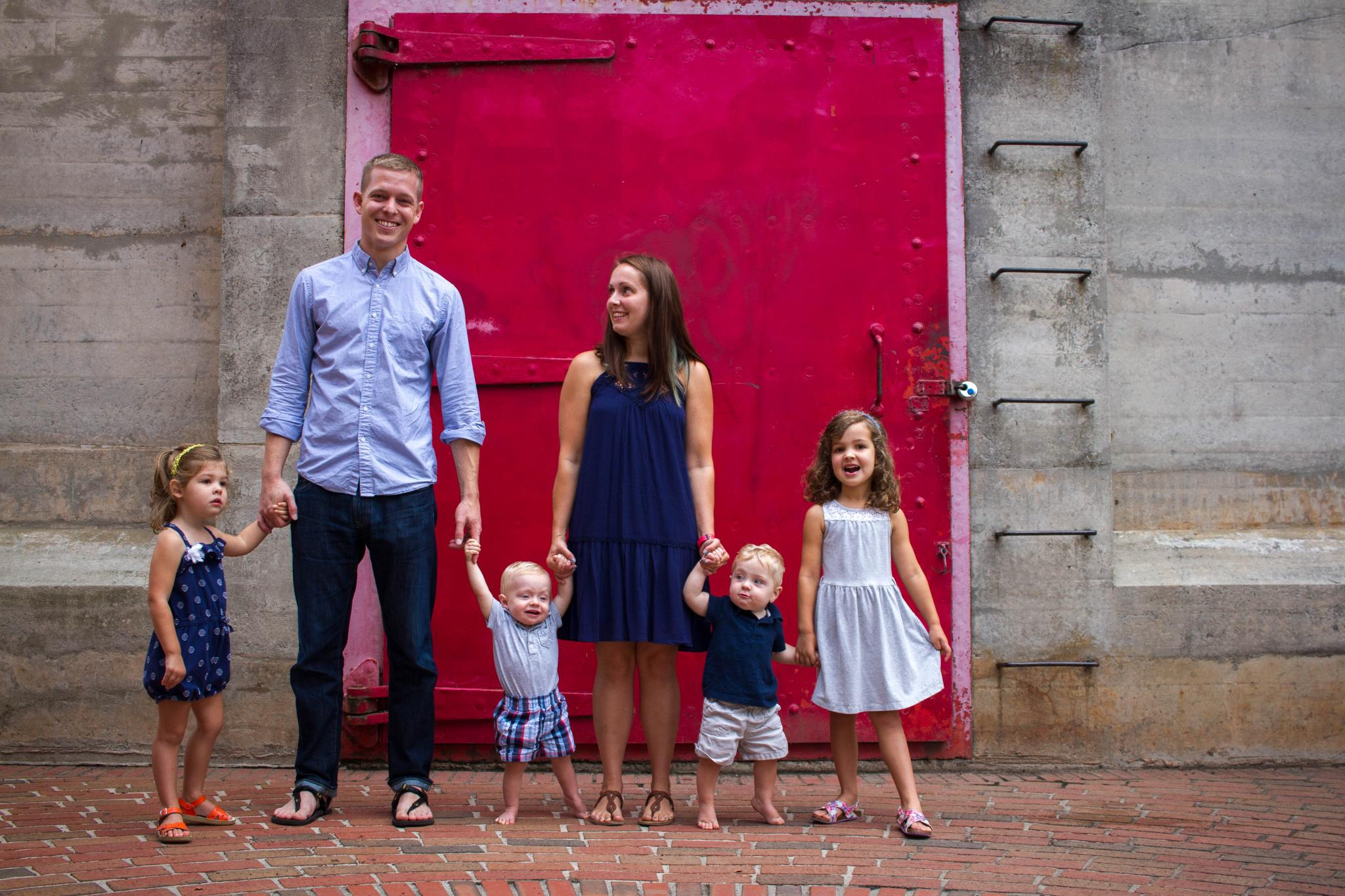 Family Session: The Scogins