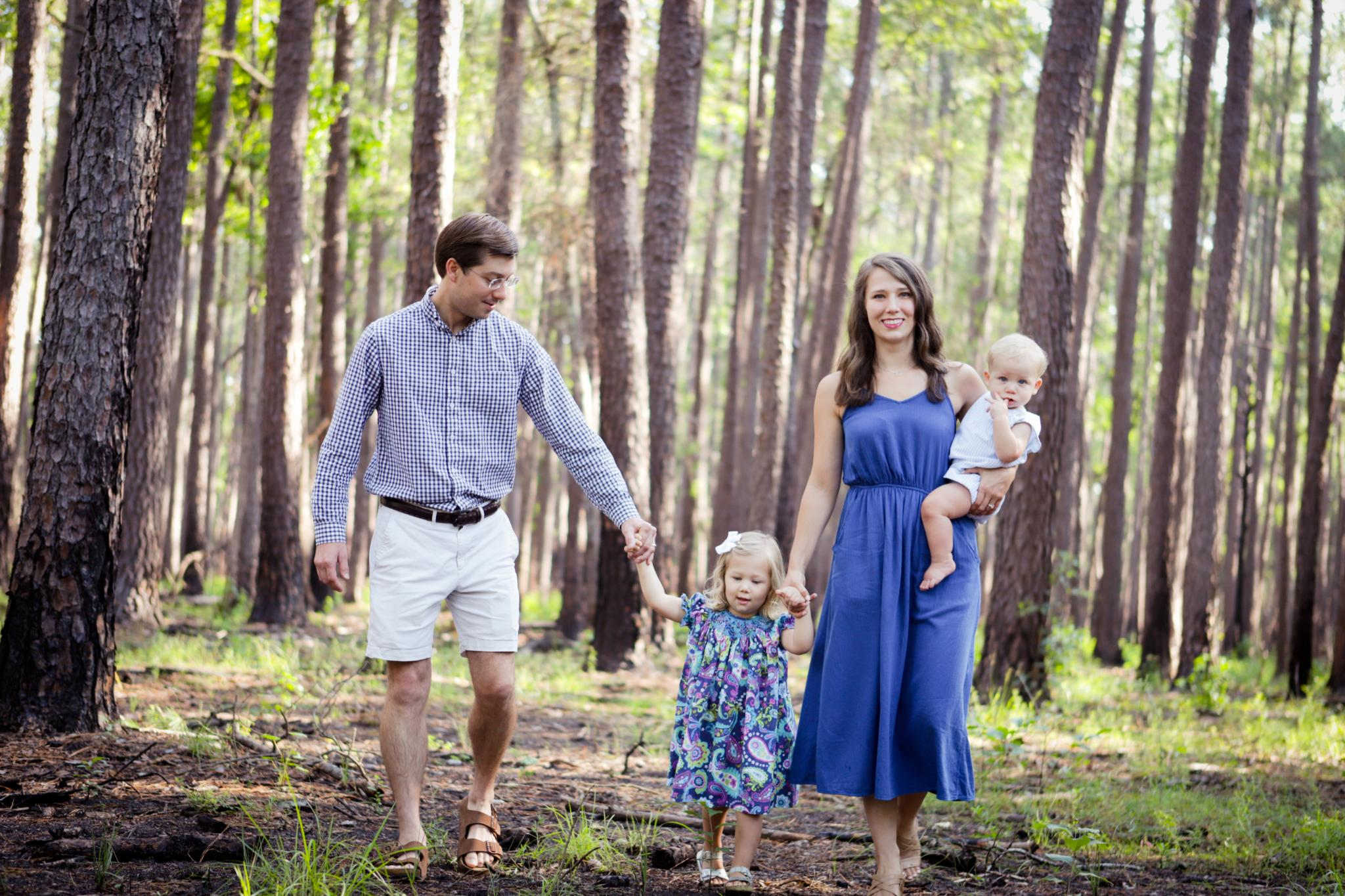 Family Session: The Batemans