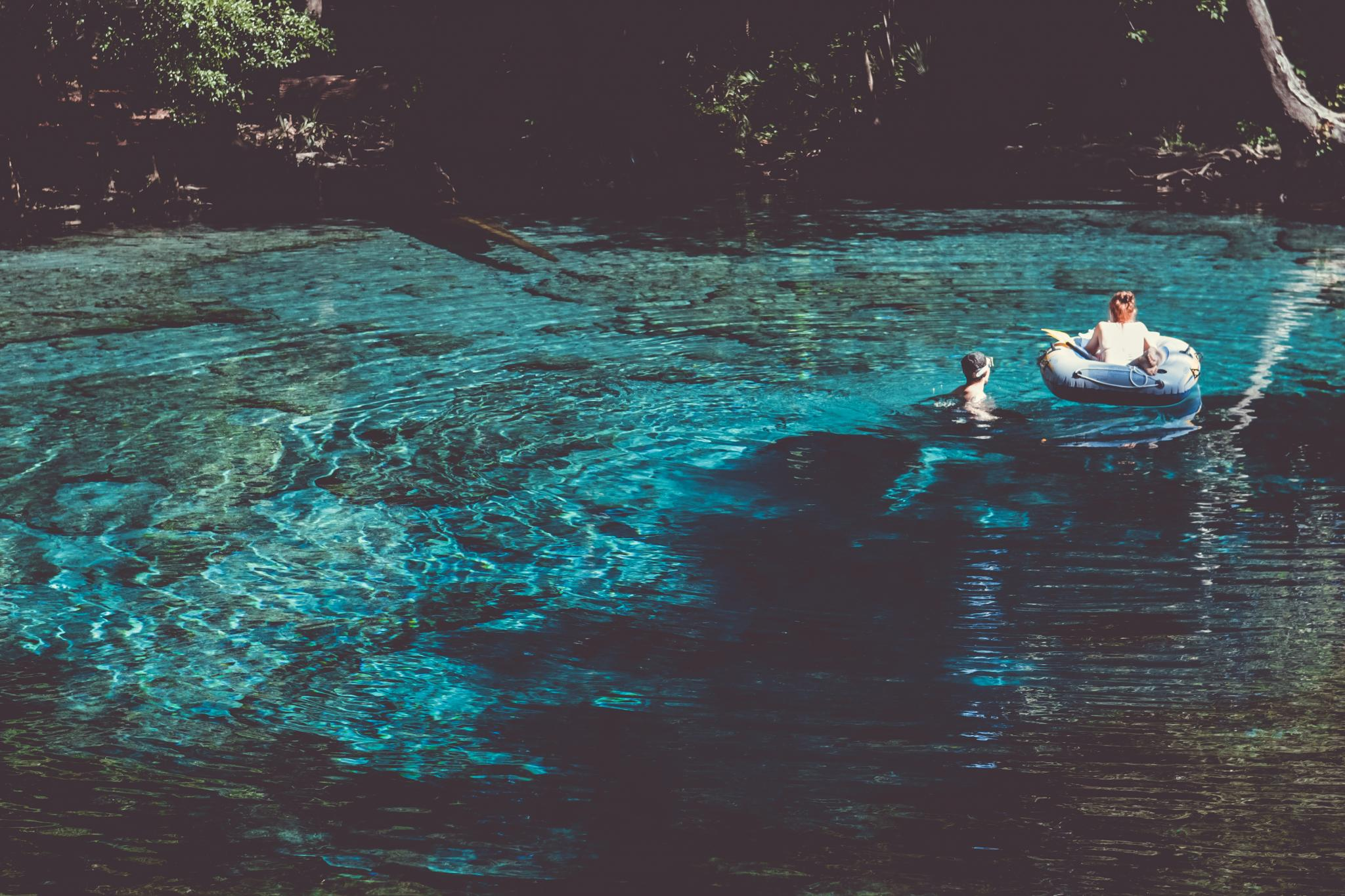 Travel: Ginnie Springs+ Amelia Island, FL