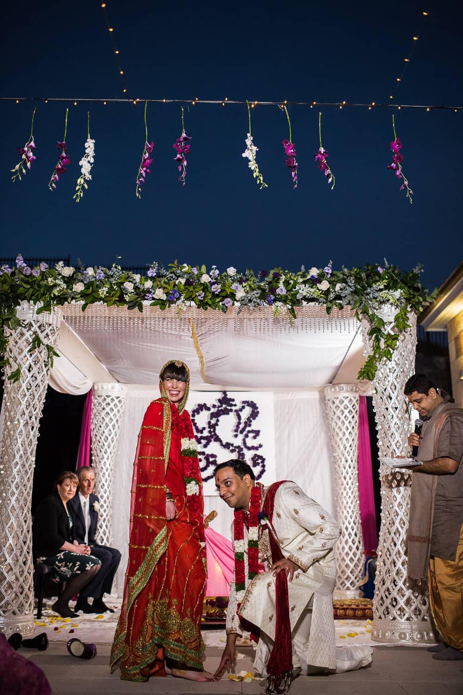Ashleigh + Sahil | Multicultural Hindu Wedding