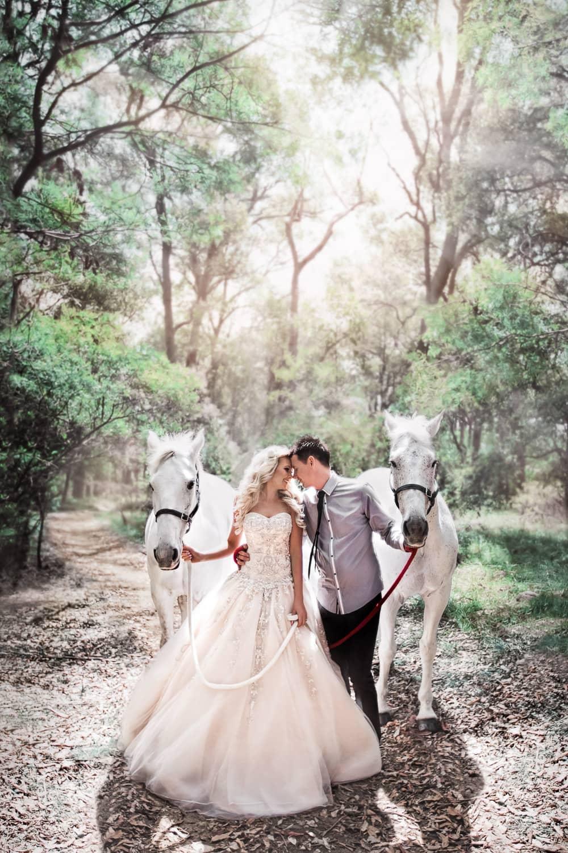 Sue + Glen | Fairytale Wedding