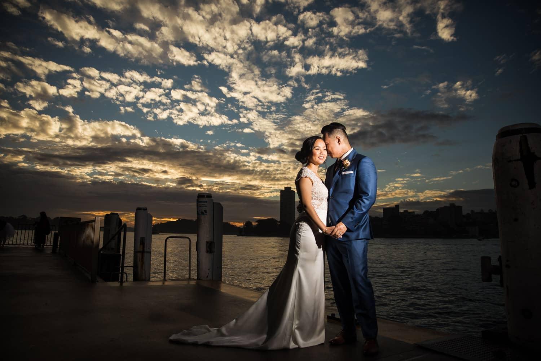 Ellen + Mike | Dockside Darling Harbour