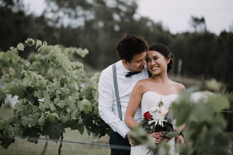 QY + Kai | Hunter Valley Wedding