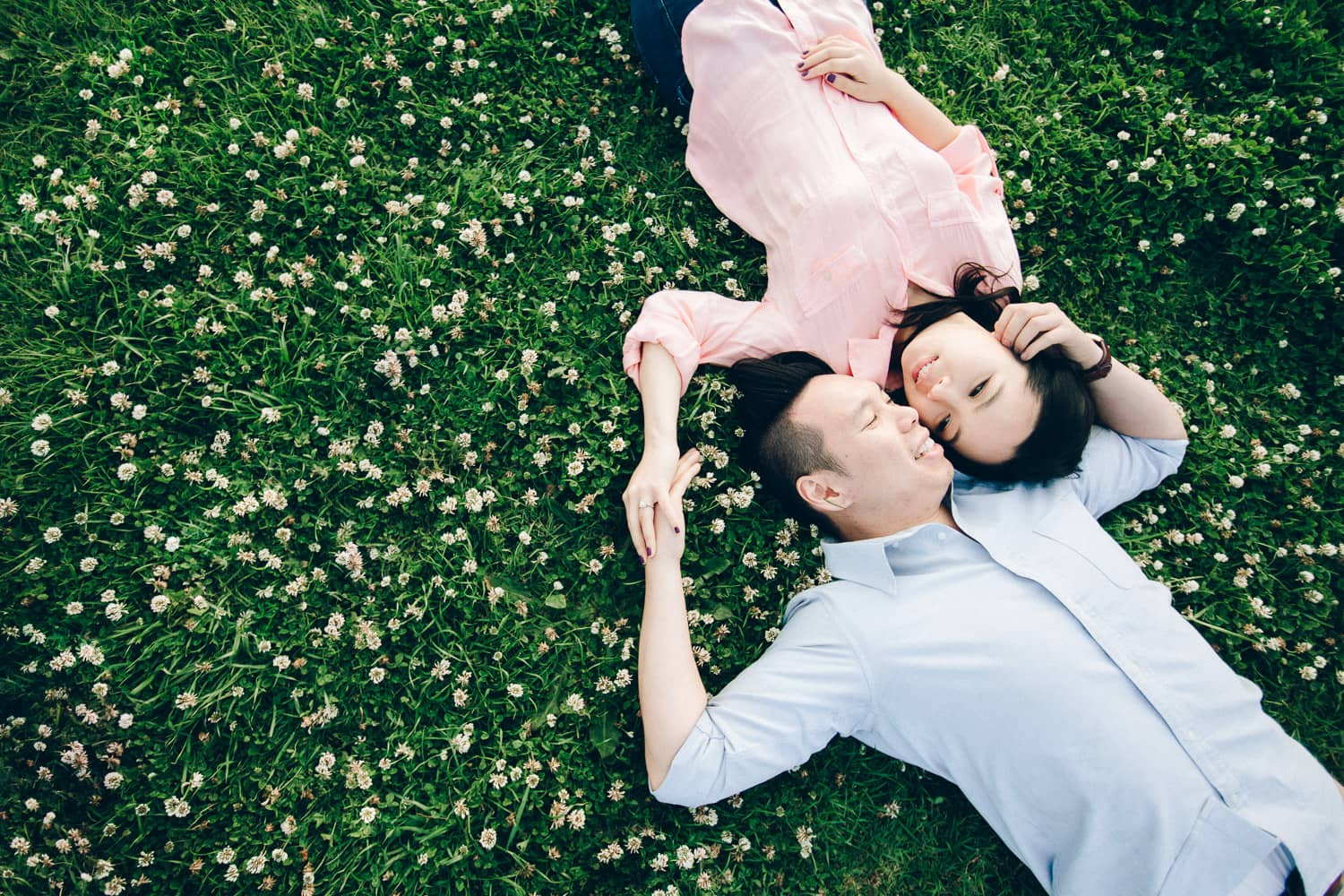 Ellen + Mike Engagement | La Perouse