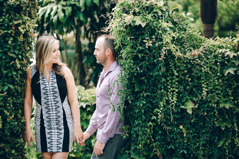 Tara + Daniel Engagement | McKell Park, Vaucluse Beach