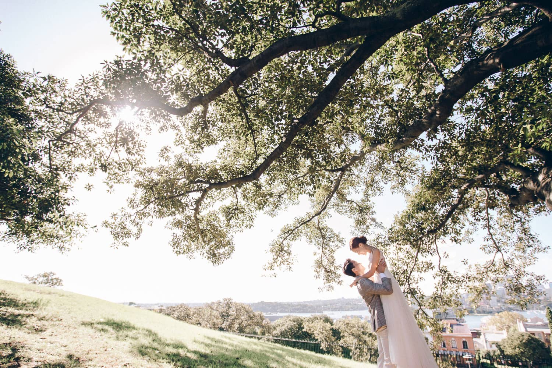Vanessa + Loius Pre-Wedding | The Rocks