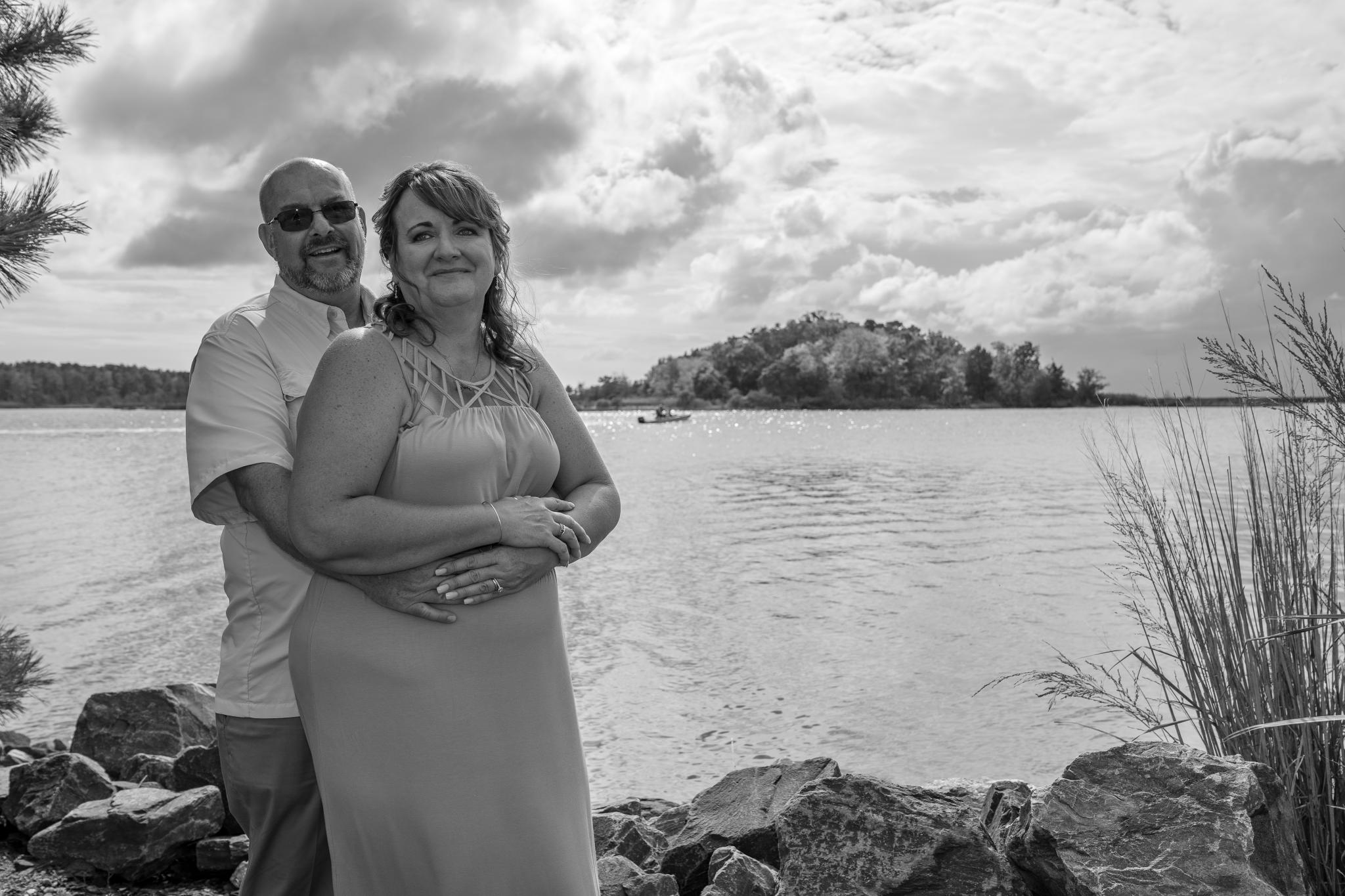 Gayle & Dal: A (f)Eastern Shore Wedding