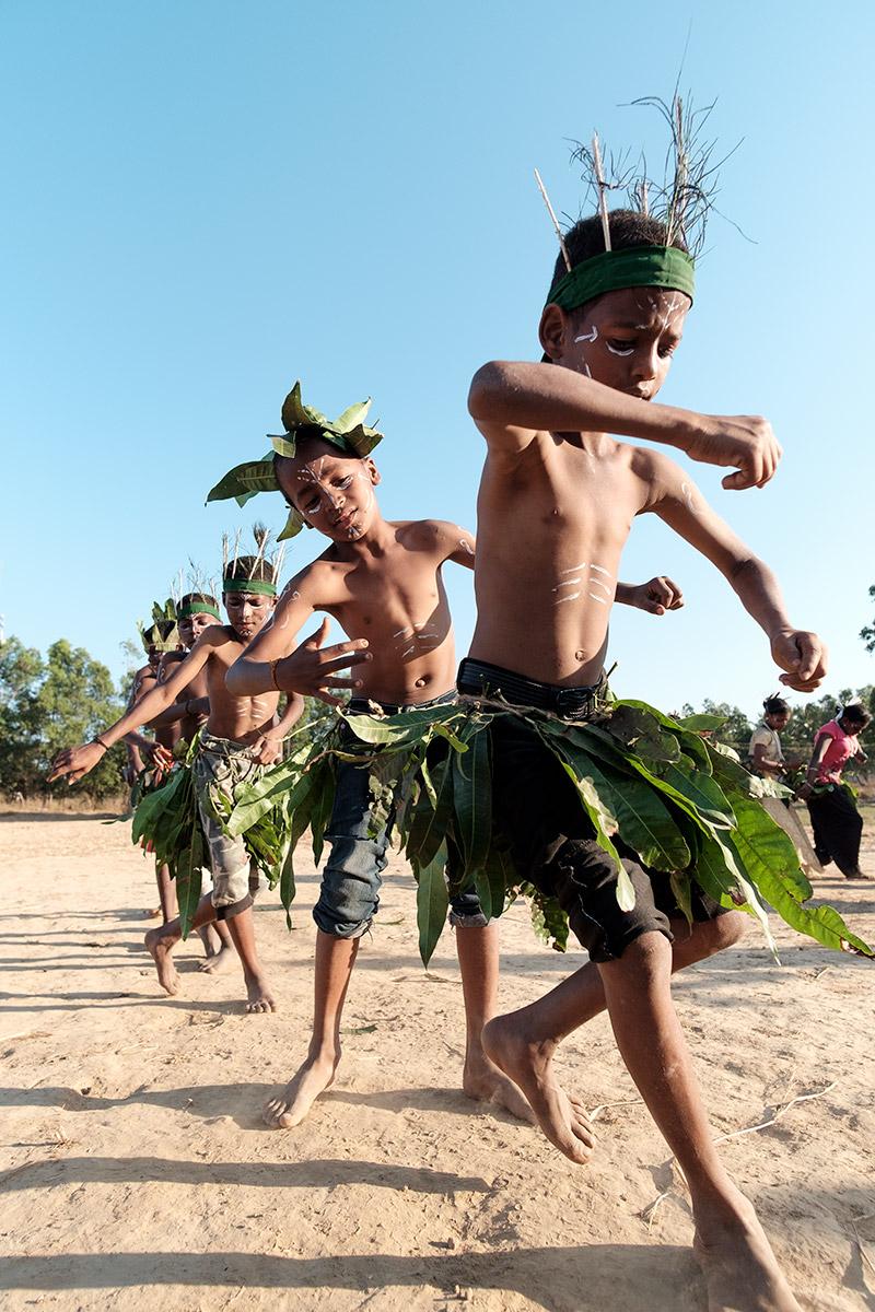 Siddi Dhamal Dance Performance