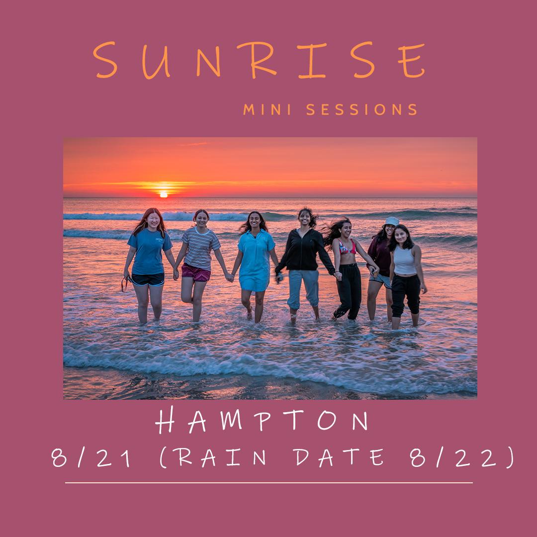Hampton Beach August 2021 Mini Shoot