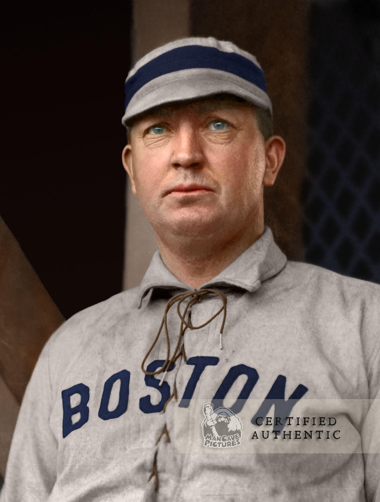 Cy Young - Boston Americans (1903)