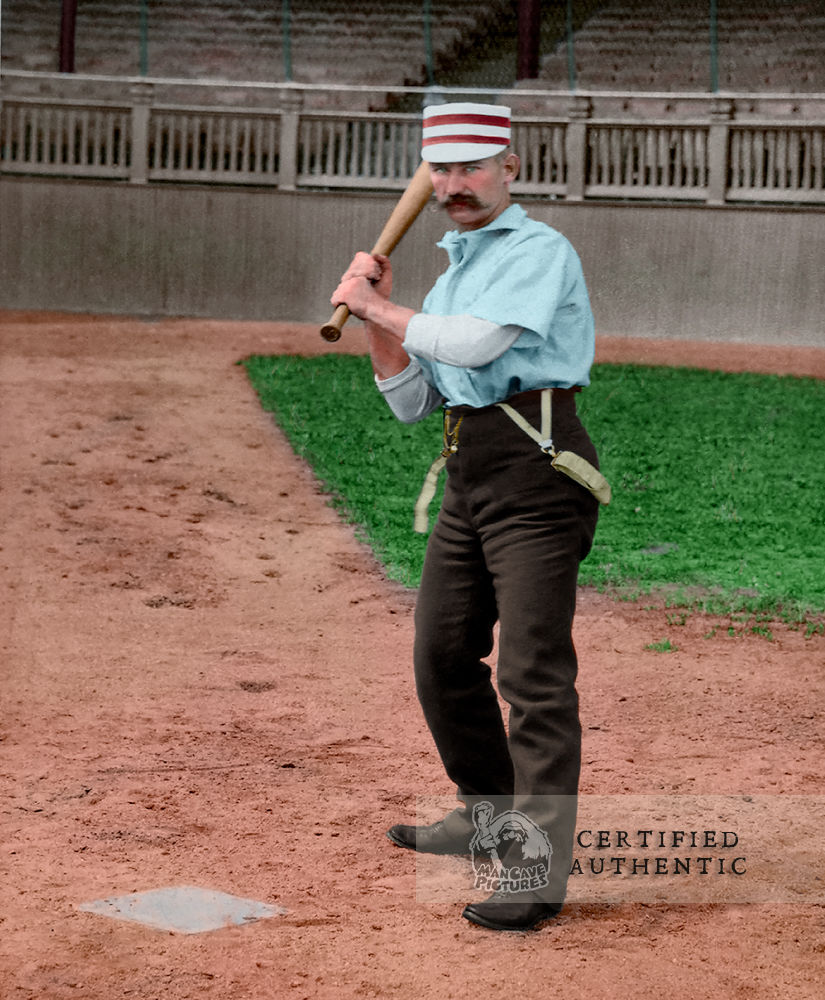 Ed Andrews - Philadelphia Quakers (1884)