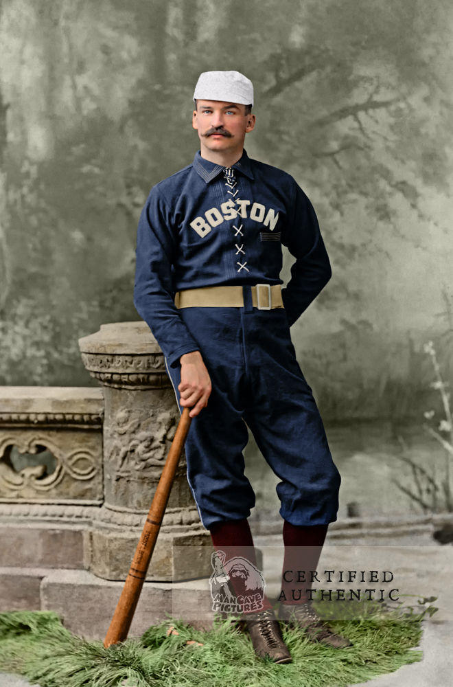 Michael King Kelly - Boston Beaneaters (1888)