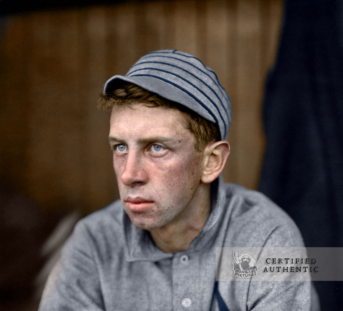 Eddie Collins - Philadelphia Athletics (1910)