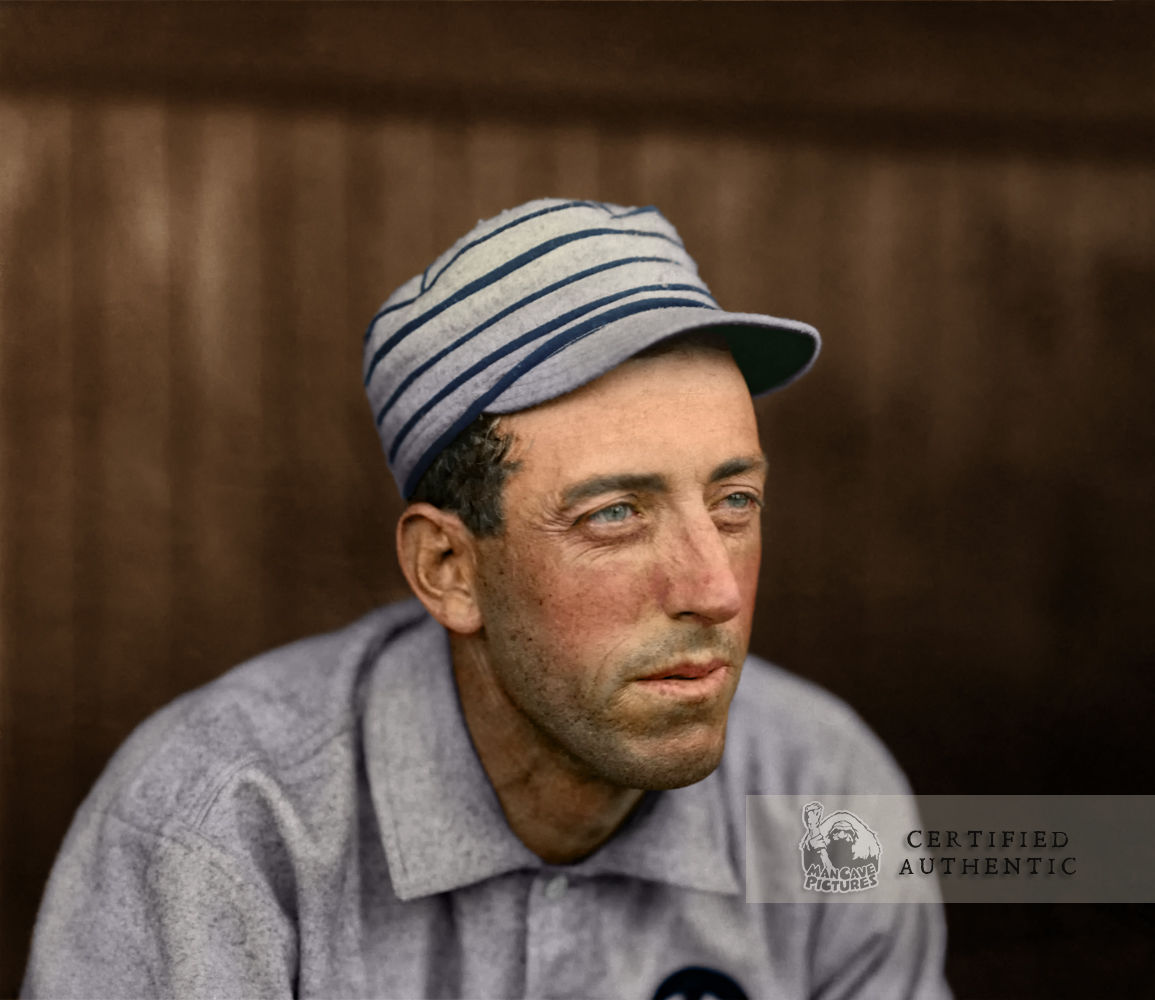 Eddie Plank - Philadelphia Athletics (1910)