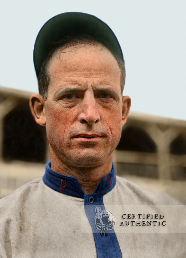 "Fred ""Cap"" Clarke - Pittsburg** Pirates (1910)"
