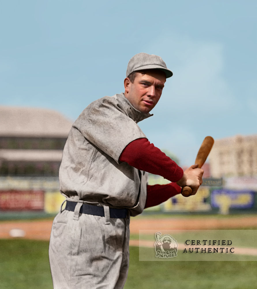 Tris Speaker - Boston Red Sox (1911)
