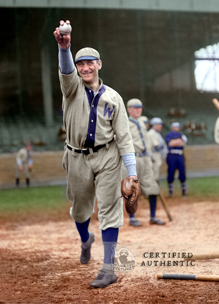 Alva 'Rip' Williams - Washington Senators (1914)