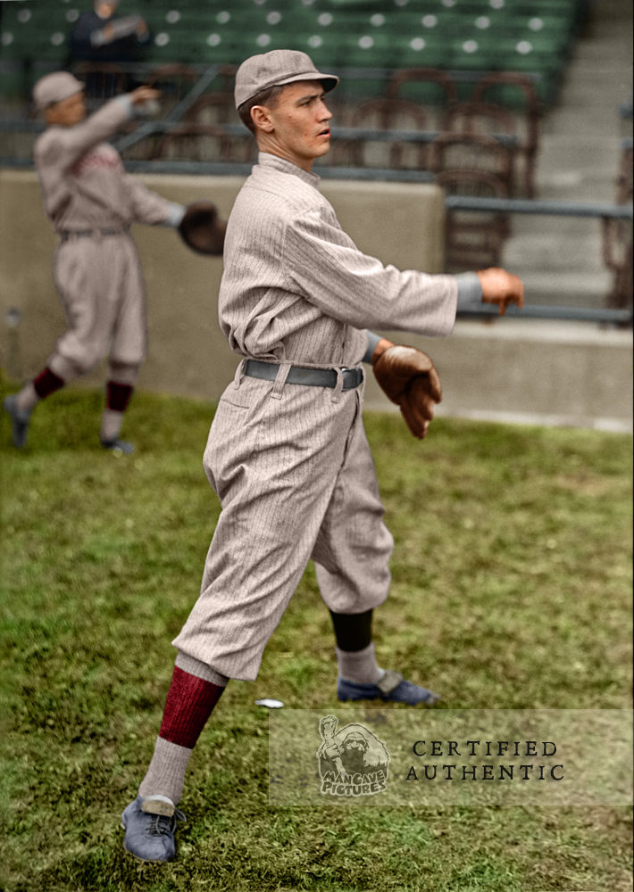 'Smoky' Joe Wood - Boston Red Sox (1913)
