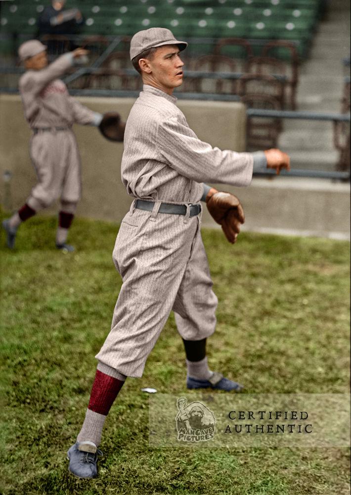 'Smoky' Joe Wood - Boston Red Sox (1913)