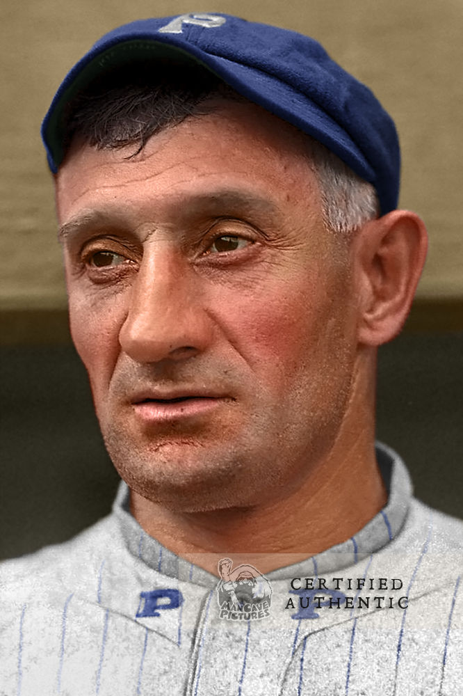 Honus Wagner - Pittsburgh Pirates (1914)