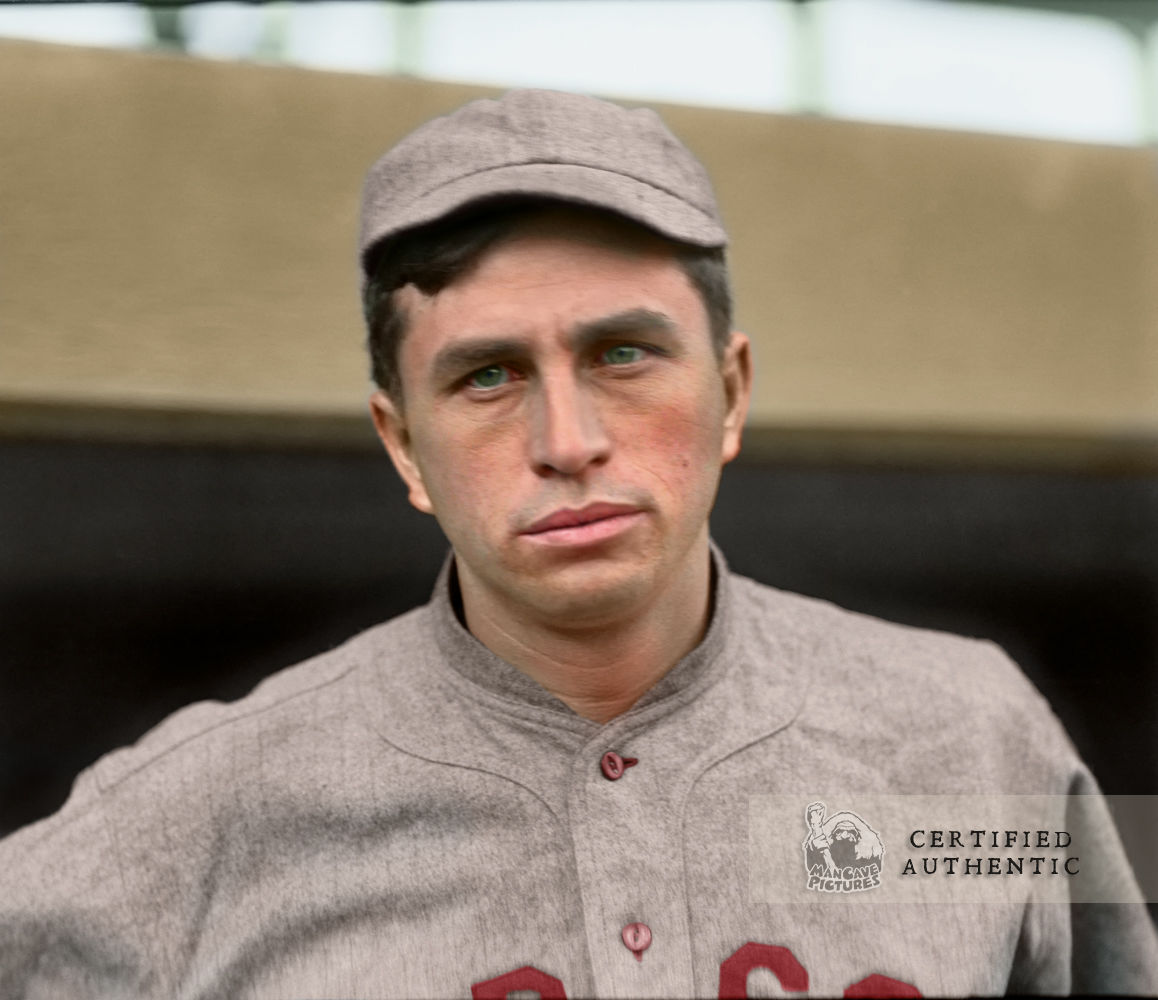 Harry Hooper - Boston Red Sox (1915)
