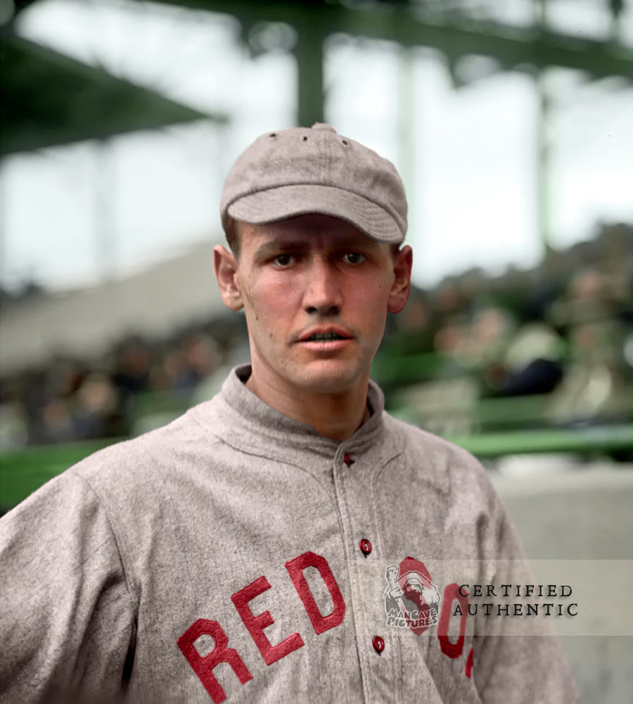 'Smoky' Joe Wood - Boston Red Sox (1915)