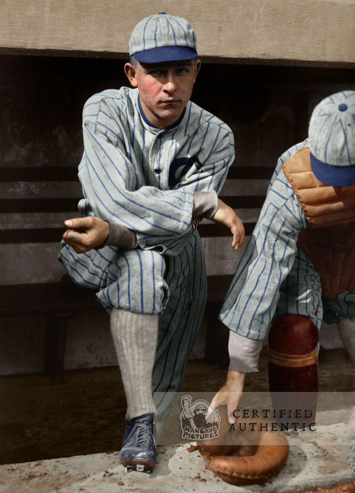 Ted Jourdan - Chicago White Sox (1917)