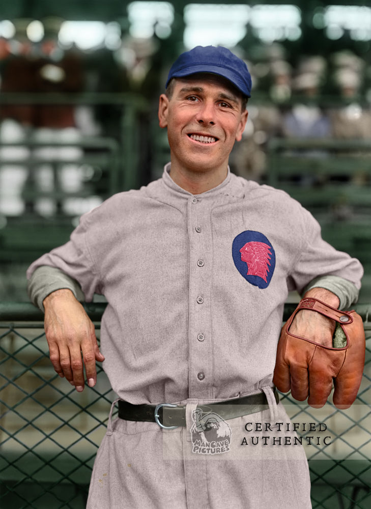 Fred Snodgrass - Boston Braves (1916)