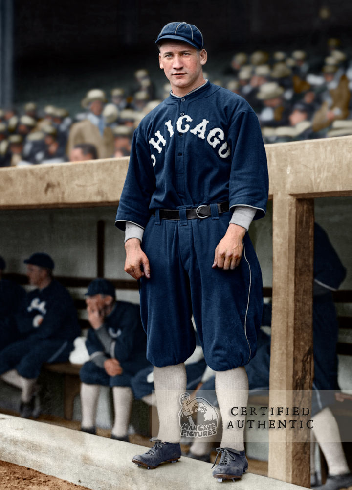 Oscar 'Happy' Felsch - Chicago White Sox (1915)