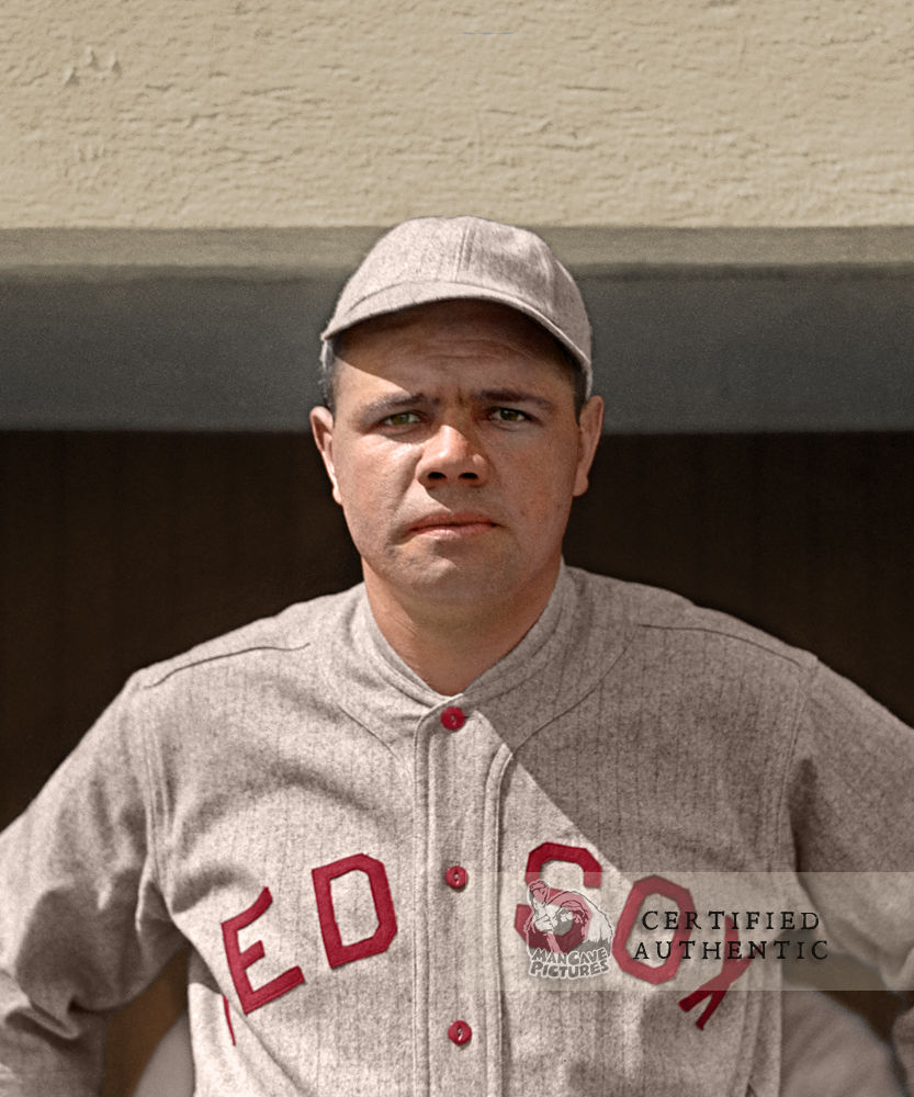 Babe Ruth - Boston Red Sox (1919)