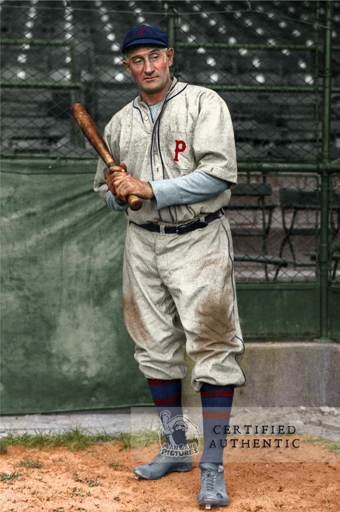 Honus Wagner - Pittsburgh Pirates (1917)