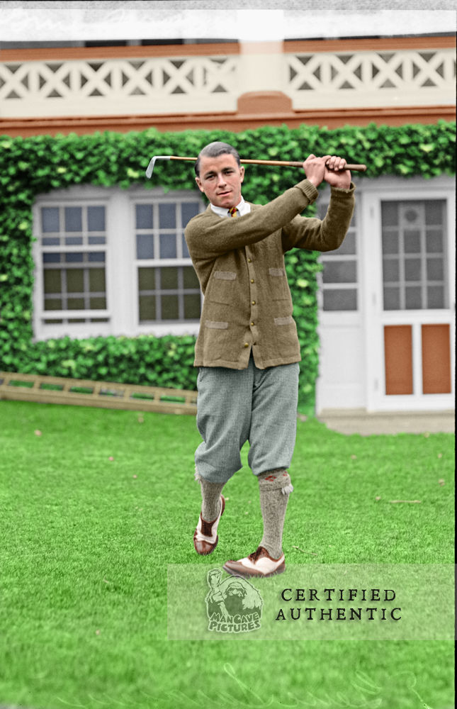 Gene 'The Squire' Sarazen - Columbia Country Club, MD (1922)