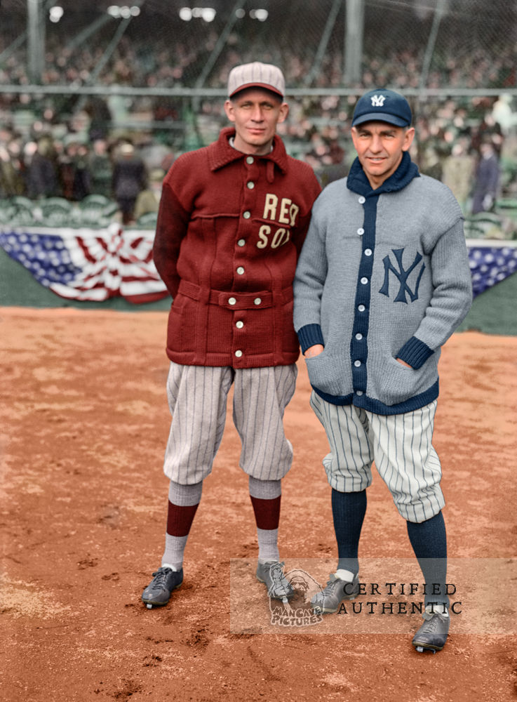 Howard Ehmke & Bob Shawkey (1924)