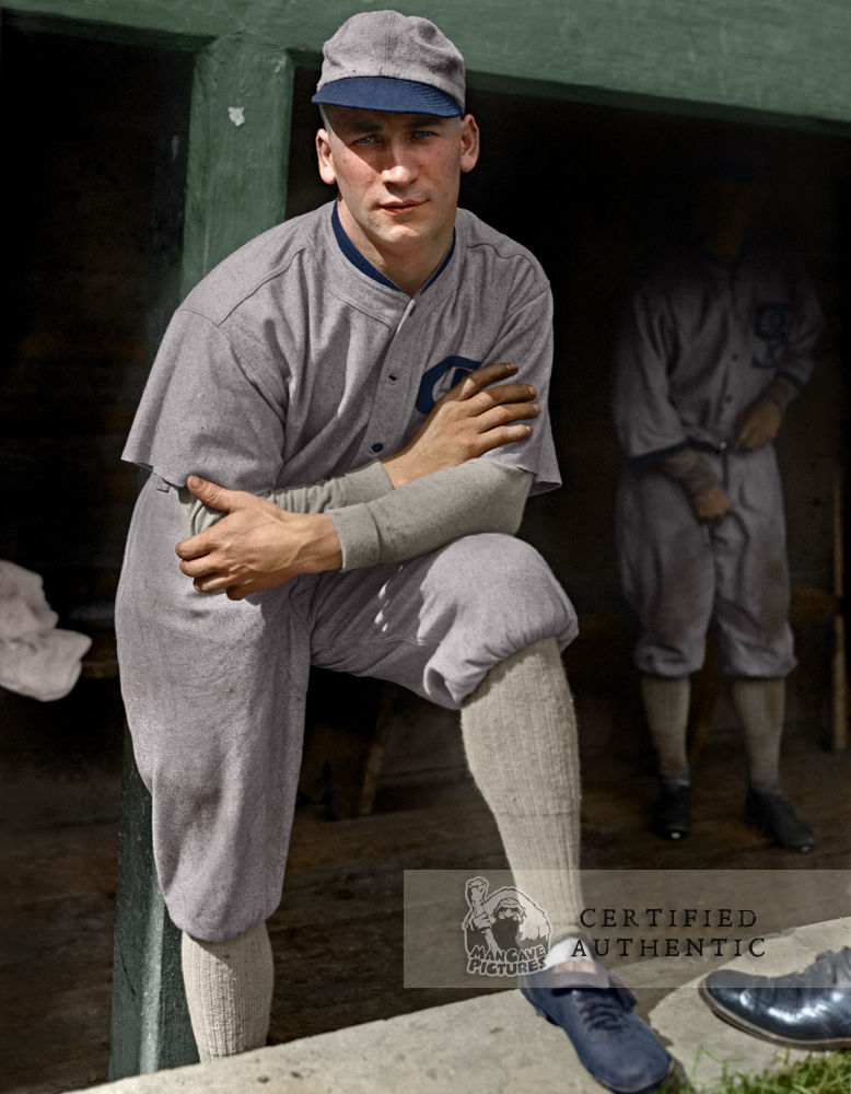 Oscar 'Happy' Felsch - Chicago White Sox (1920)