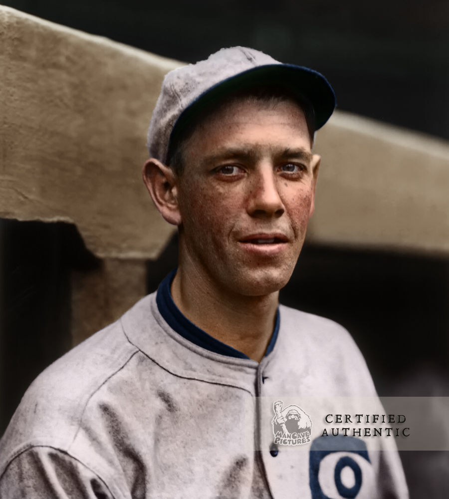 Ted Lyons - Chicago White Sox (1924)
