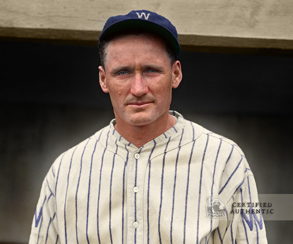 Walter Johnson - Washington Senators (1925)
