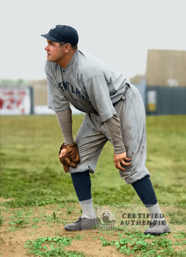 Babe Ruth - New York Yankees (1921)