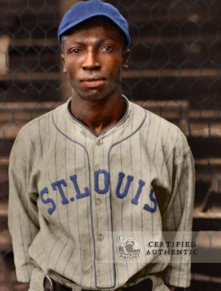 Cool Papa Bell - St. Louis Stars (1930)